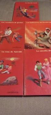 Coleccion de cuentos editorial cantabrica 1983