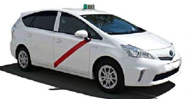 Conductor turno taxi