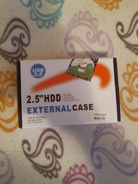 Disco duro externo 2tb usb 3.0