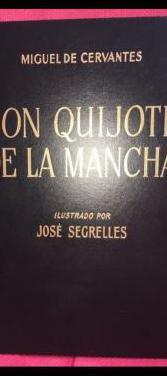 Don quijote edición ilustrada