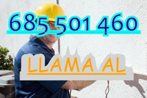 ELECTRICISTA - LAMPISTA - FONTANERO UREGENC