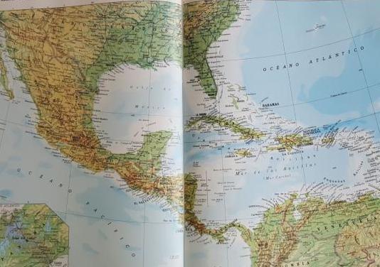 Editorial planeta de agostini atlas mundial