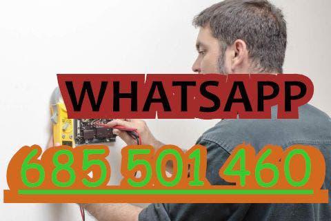 Electricista profesional - reparaciones 24/07