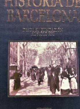 Historia de barcelona desde su fundación