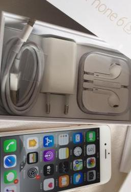 Iphone 6s 16gb libre blanco