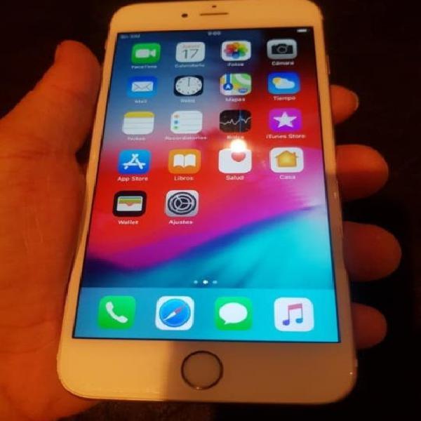 Iphone 6s plus 64gb libre