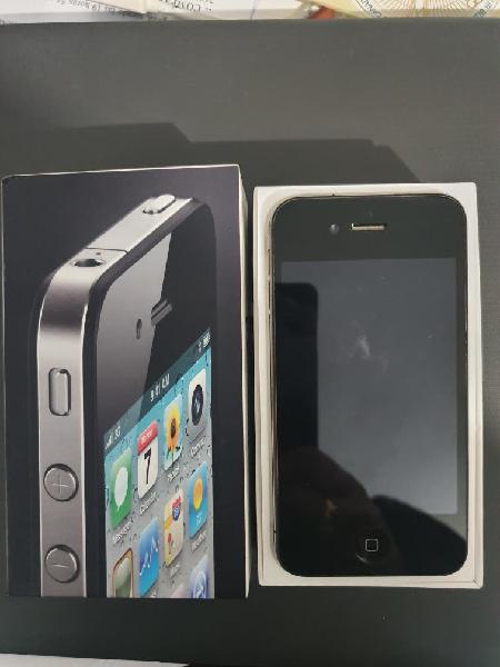 Iphone 4 16gb libre como nuevo