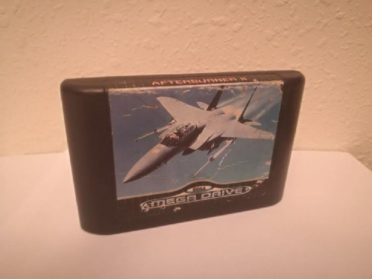 Juego sega mega drive after burner ii megadrive