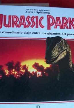 Jurassic park (libro de la pelicula)