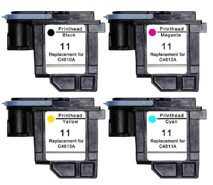 Kit cabezales compatibles nuevos de impresión 11