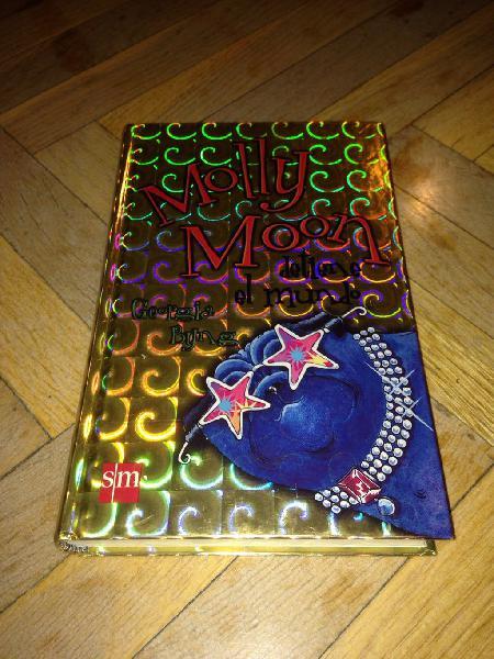 Libro molly moon detiene el mundo - juvenil