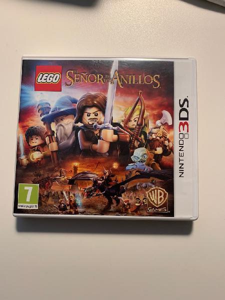 Lego: señor de los anillos