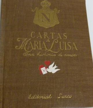 """Libro """"cartas a maría luisa"""""""