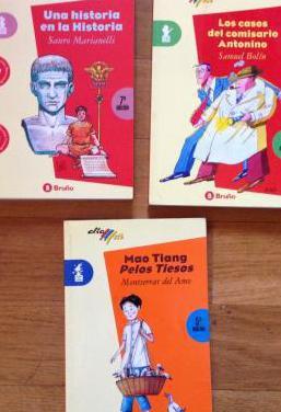 Libros colección altamar