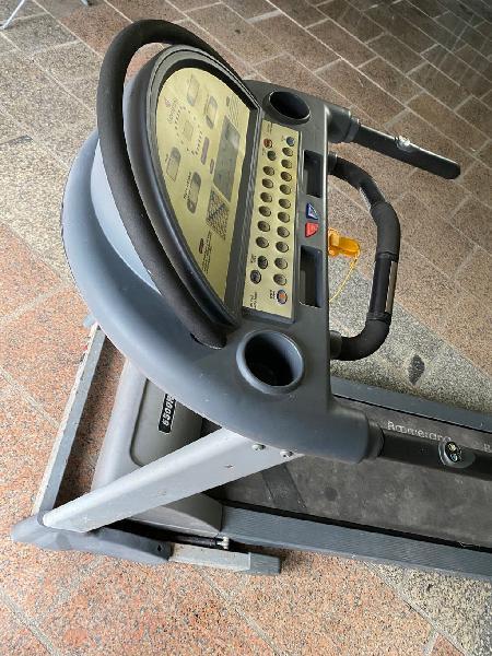 Maquina de correr boomerang 5500rm