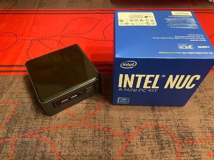Mini pc ordenador intel nuc 8gb ram, nuevo