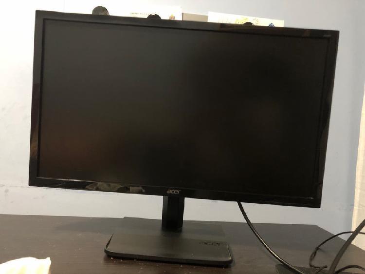 """Monitor- Acer KA241, 24"""", FULL HD, HDMI, NEGRO"""