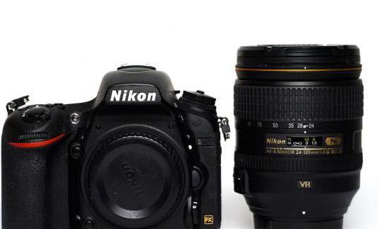 Nikon d750 objetivo nikkor 24 - 120 f4 vr