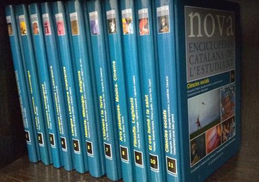 Nova enciclopedia catalana de l'estudiant