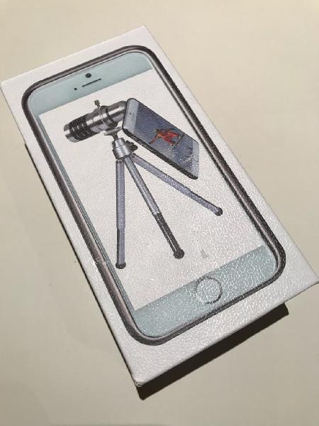 Objetivo para movil (iphone)