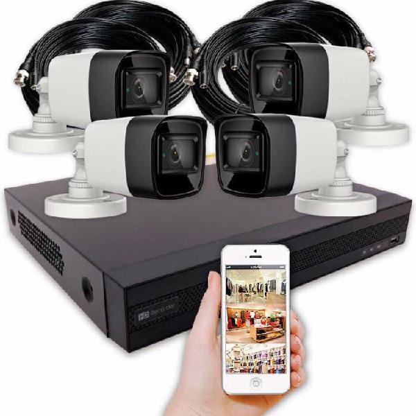 Oferta las cámaras vigilancia para tu casa o local