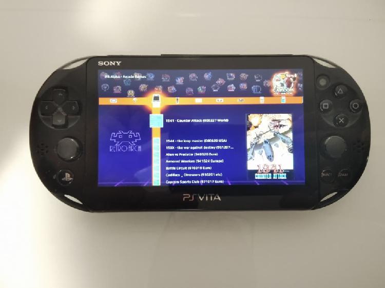 Playstation vita slim 3.65