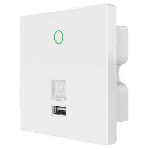 Punto de acceso wifi 4 para cajas de mecanismos