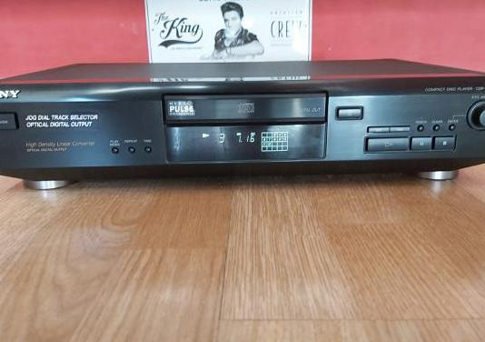 Reproductor cd sony cdp-xe210