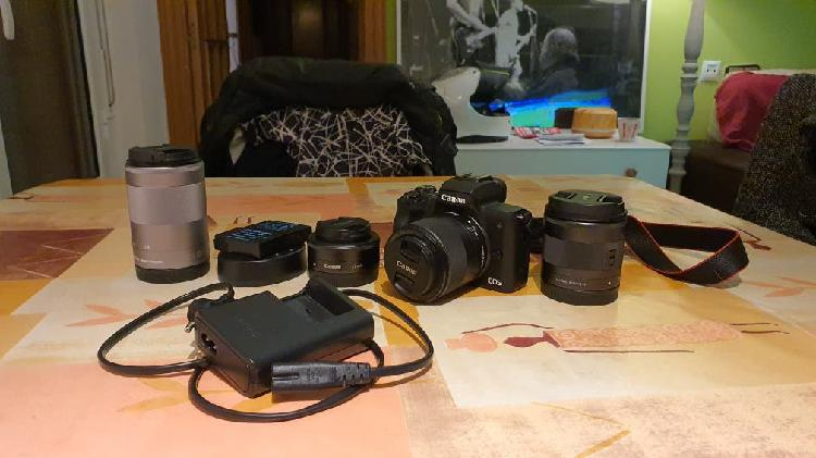 Super pack canon eos m50