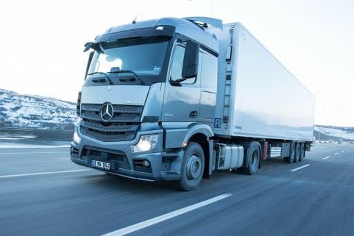 Se ofrece conductor de camión/tráiler