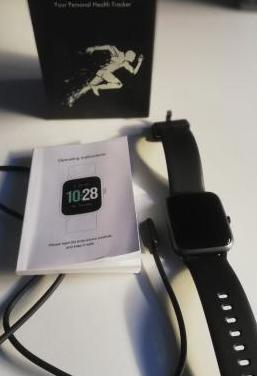 Smartwatch negro