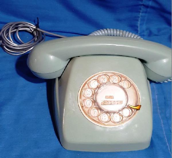 Telefono antiguo citesa...color azul