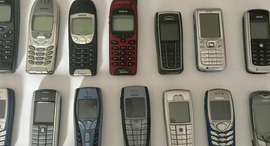 Telefonos nokia para mercedes