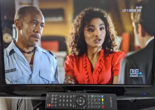 Television tv led blusens 22