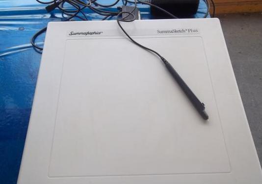 Tablet summasketch plus. de gran utilidad