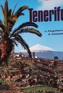 Tenerife, libro