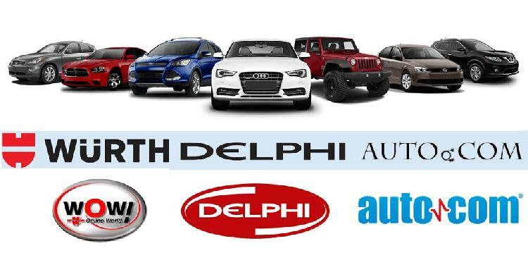 Actualización autocom delphi wow