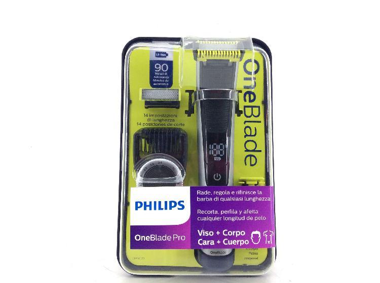 Afeitadora electrica philips qp6620/20