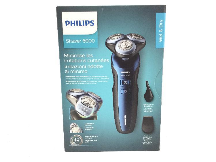 Afeitadora electrica philips s6650/48 shaver 6000