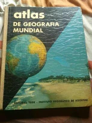 Atlas edicion especial ministerio de edu y ciencia