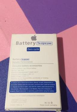 Batería iphone 5