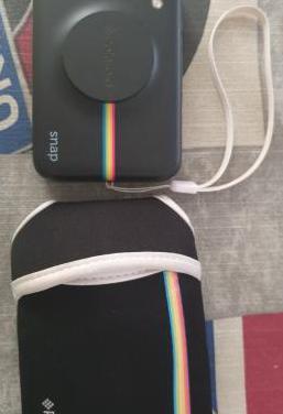 Cámara instantánea polaroid snap