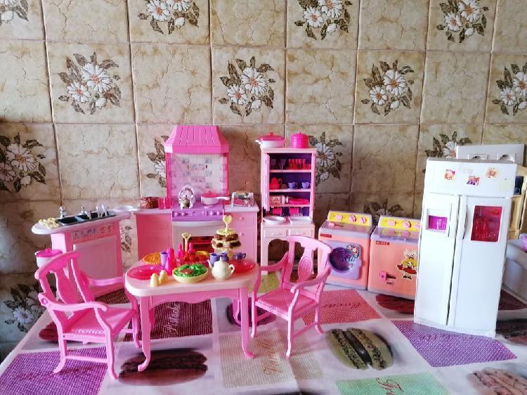 Cocina de la barbie años 90
