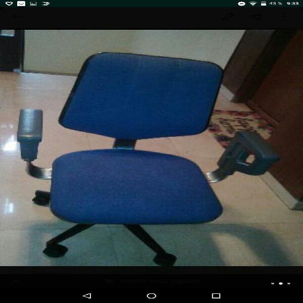 Colección de sillas oficinas