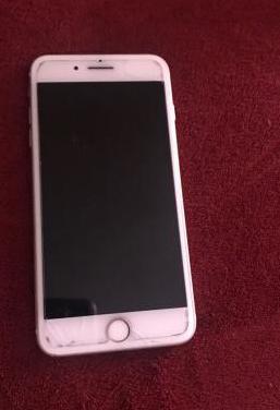 Dos iphone 7 plus 32 gb dorados