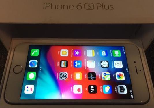 Iphone 6s plus seminuevo.