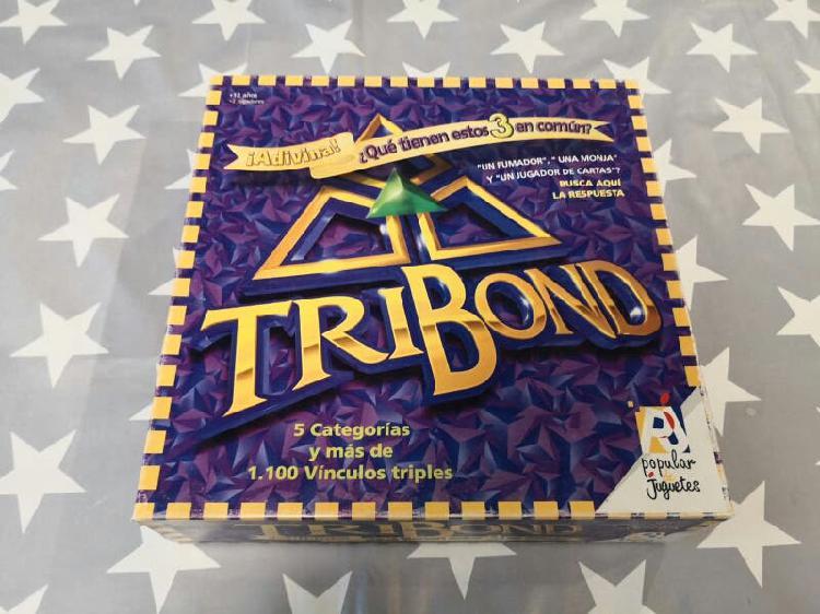 Juego mesa tribond
