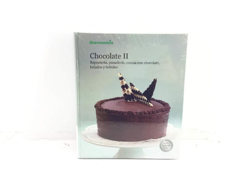 Libro cocina thermomix chocolate 2