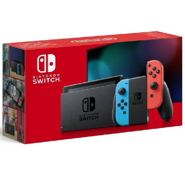 Nintendo switch impecable