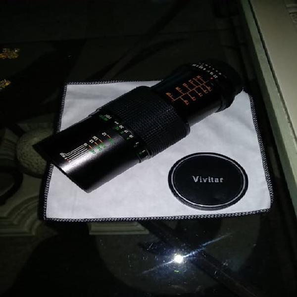 Objetivo vivitar macro 90 mm 1:2.8 n 28800282 niko